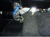 de Tomaso Pantera LED Footwell Lamps