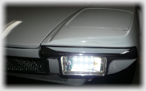 de Tomaso LED Parking Light Conversion