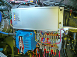 Electronic Ignition System installation